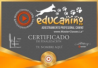 Educanino certificado