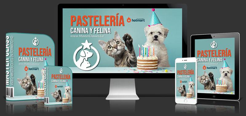comprar curso de reposteria Canina Y felina