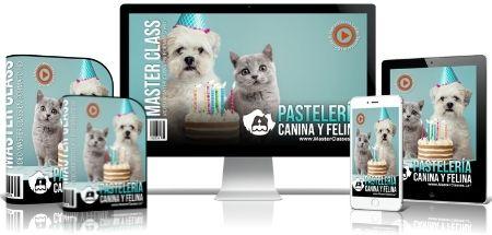 Curso de Pasteleria Canina y Felina